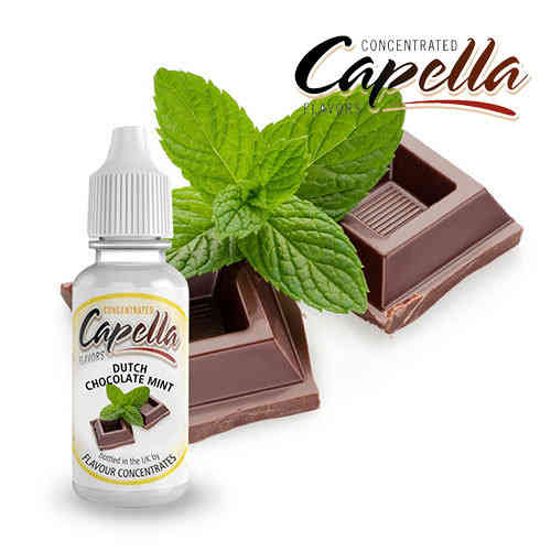 Dutch Chocolate Mint Flavor Concentrate - 13ml