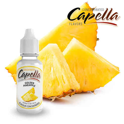 Golden Pineapple Flavor Concentrate - 13ml