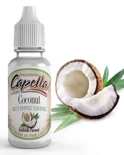 Coconut Flavor Concentrate - 13ml