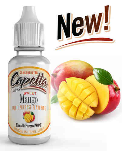 Sweet Mango Flavor Concentrate - 13ml