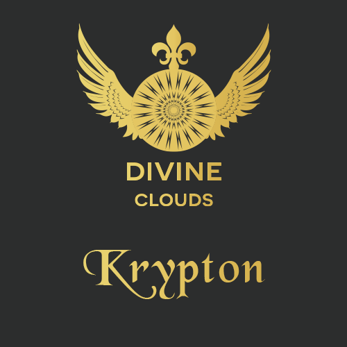 Divine Clouds - Krypton 30 ml