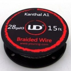 Braided wire 28awg x 3 (5m)