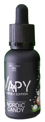 Vapy Complex Edition - Nordic Candy 30 ml