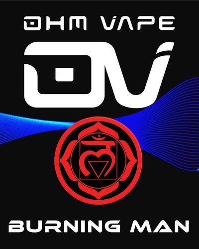OHM VAPE - Burning Man 30 ml