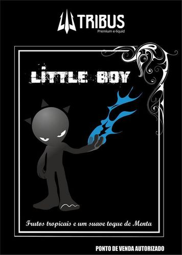 Little Boy by Tribus - 30 ml
