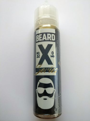 Beard Vape Co #32 - 50ml em Unicorn bottle 60ml - (Preparado para adicionar 10ml NicShot)