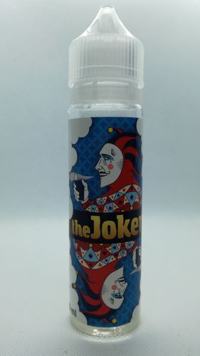 The Joker - 50ml em Unicorn bottle 60ml - (Preparado para adicionar 10ml NicShot)