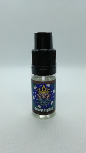 Concentrado Crazy Eights by Vaping House 10ml