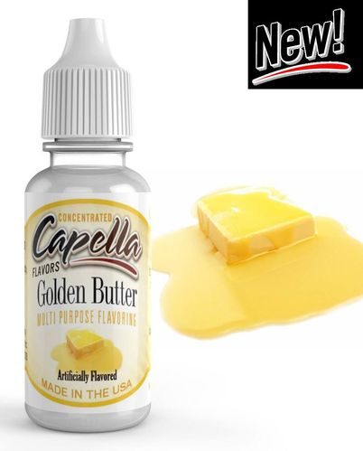 Golden Butter Flavor Concentrate - 13ml