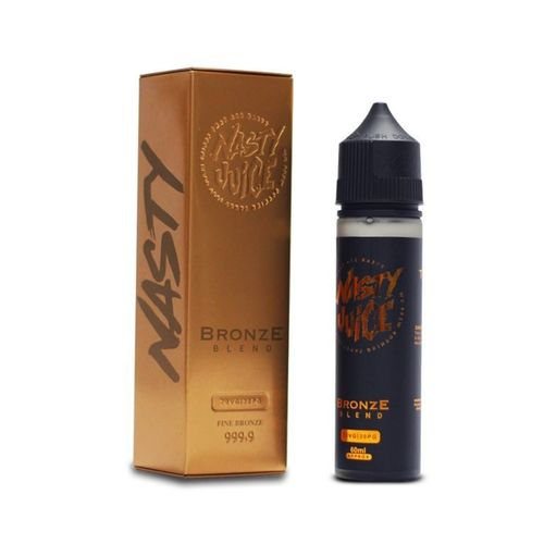Tobacco Series - Bronze Blend (50ml em bottle 60ml Short Fill)