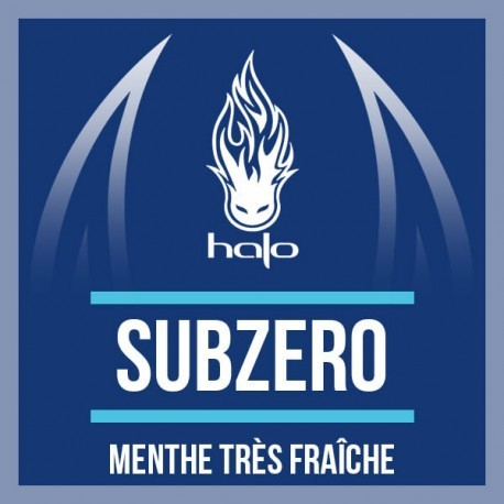 Concentrado HALO Sub Zero 10ml (Blue Line) - Vaporiz'Arte