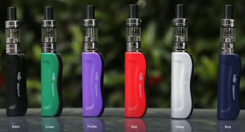 iStick Amnis with GS Drive by eleaf
