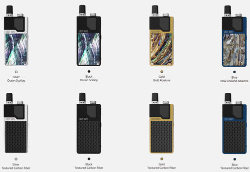 Orion DNA Go Edition by LOST VAPE