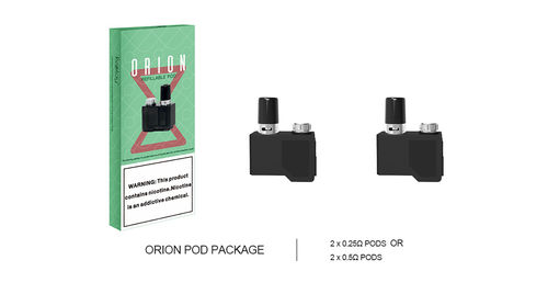 Orion Pod Package by LOST VAPE (2 units)