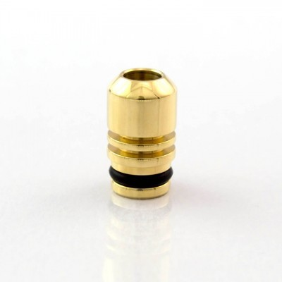 ATMOMIXANI - Anima Drip Tip in Brass Shined
