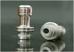 DRIP TIP # 117 STAINLESS 003