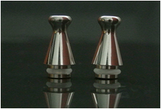 DRIP TIP # 131 STAINLESS 001