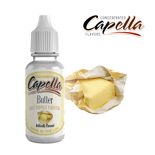Butter Flavor Concentrate - 13ml