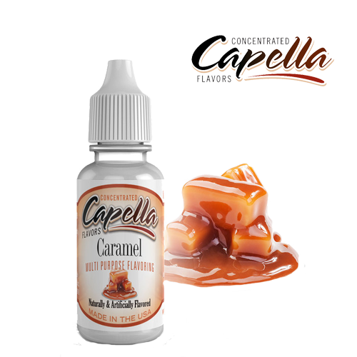 New Caramel V2 Flavor Concentrate - 13ml