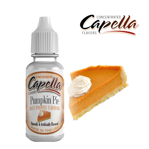 Pumpkin Pie (Spice) Flavor Concentrate - 13ml