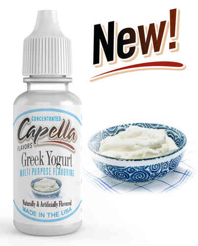 Greek Yogurt Flavor Concentrate - 13ml