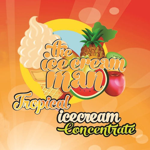 Tropical Icecream Concentrate - 30ml The Icecream Man