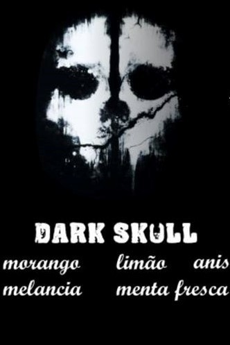 Dark Skull by Tribus - 20 ml - (Preparado para adicionar 10 ml NicShot)