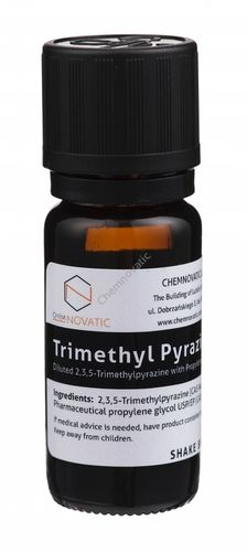 Trimethyl Pyrazine 10% - 10ml - Chemnovatic