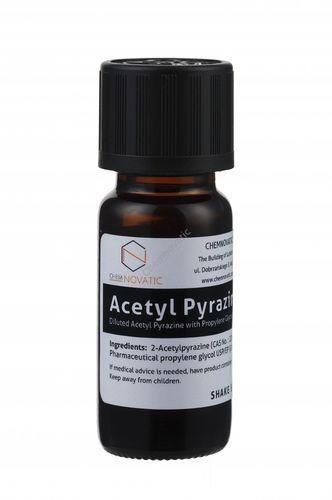 Acetyl Pyrazine 5% - 10ml - Chemnovatic
