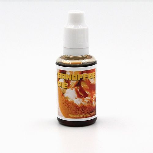 BANOFFEE PIE Vampire Vape 30 ml