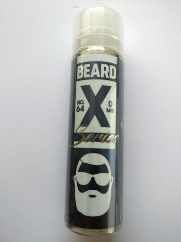 Beard Vape Co #64 - 50ml em Unicorn bottle 60ml - (Preparado para adicionar 10ml NicShot)