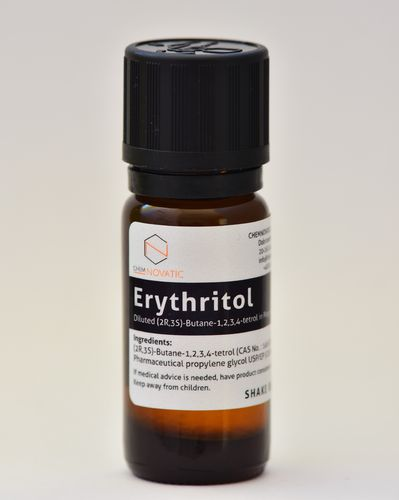 Erythritol (sweetener) - 10ml - Chemnovatic