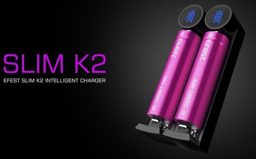 Efest SLIM K2 Intelligent Charger