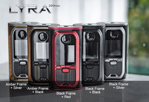 LYRA 200W by LOST VAPE Modefined