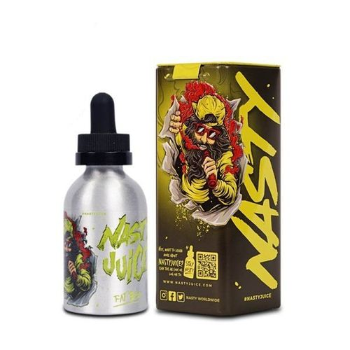 Nasty Juice -  Fat Boy (50ml em bottle 60ml Short Fill)