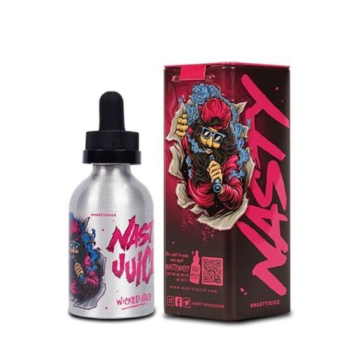 Nasty Juice - Wicked Haze (50ml em bottle 60ml Short Fill)