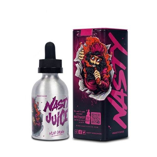 Nasty Juice - A$AP GRAPE (50ml em bottle 60ml Short Fill)