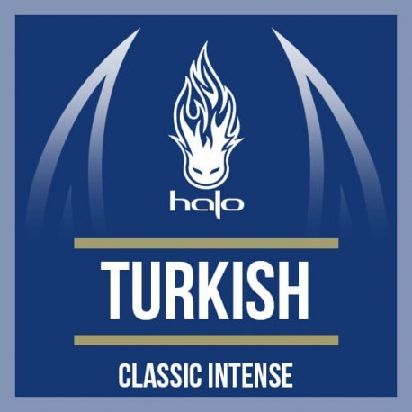 Concentrado HALO Turkish Classic 10ml (Blue Line)