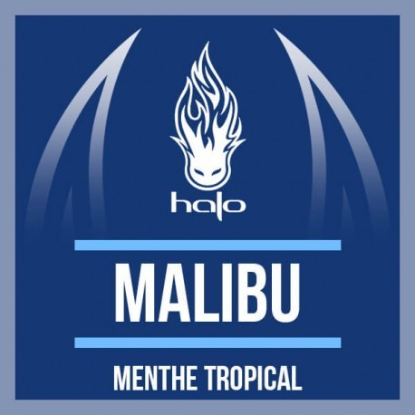 Concentrado HALO Malibu 10ml (Blue Line)