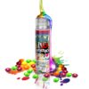 I VG Menthol Rainbow Blast - 50ml em Unicorn bottle 60ml - (NicShot Ready)