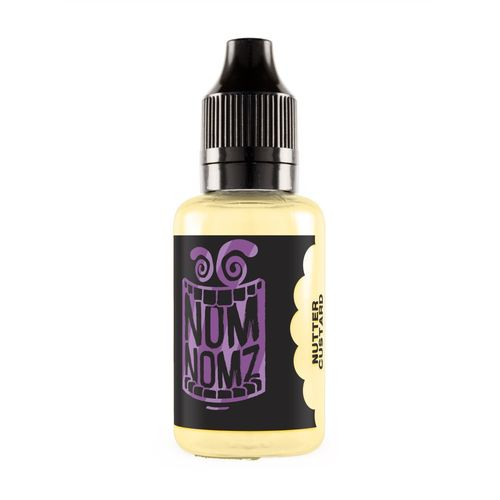Nom Nomz - Nutter Custard Concentrate - 30ml