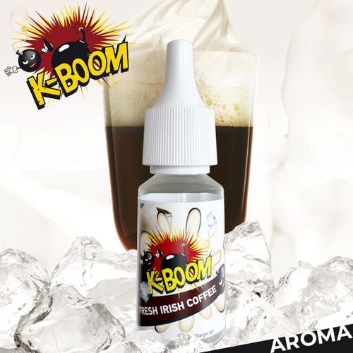 Concentrado K-Boom Irish Fresh Coffee 10ml