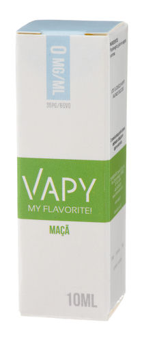 Vapy Manzana - 10ml (0mg)