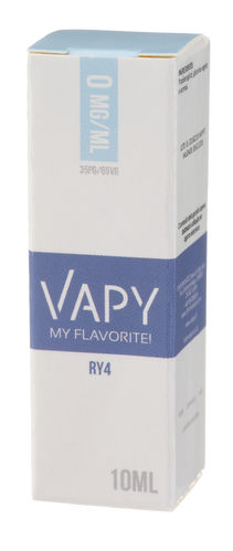 Vapy RY-4 - 10ml (0mg)