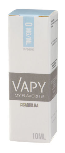 Vapy Cigarrilha - 10ml (0mg)