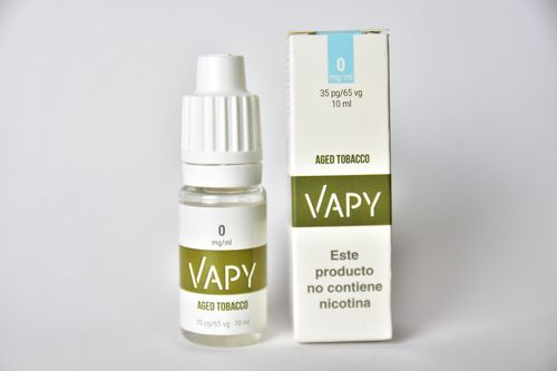 Vapy Aged Tobacco - 10ml (0mg)