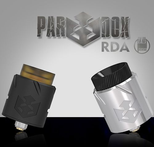 Paradox RDA by Vandy Vape