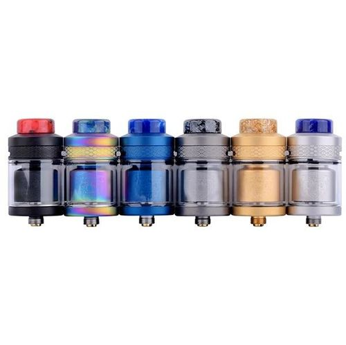SERPENT ELEVATE RTA Designed by Wotofo and Suck My Mod