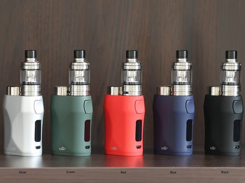 iStick Pico X with Melo 4 by eleaf