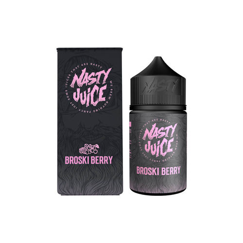 Nasty Juice - Broski Berry (50ml em bottle 60ml Short Fill)